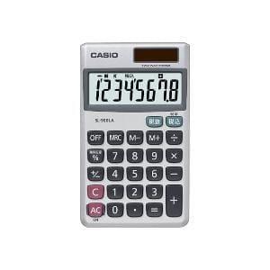 CASIO 電卓 SL-900LA-N