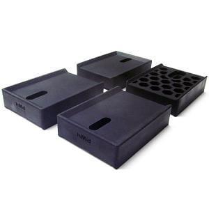 HMD HMD3020 エアコン用防振/防音ゴムマット(4個入り)