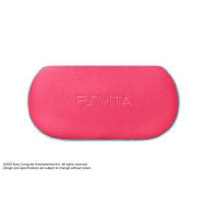 SONY PlayStation Vita ソフトケース ピンク PCHJ-15024