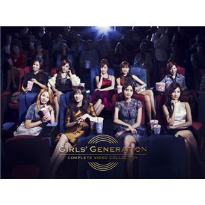 <DVD> 少女時代 / GIRLS'GENERATION COMPLETE VIDEO COLLECTION