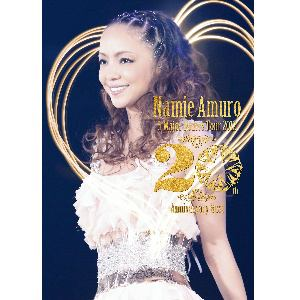 <DVD> 安室奈美恵 / namie amuro 5 Major Domes Tour 2012~20th Anniversary Best~(豪華盤)