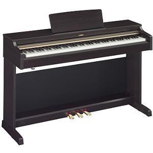 【処分品】ARIUS(アリウス)デジタルピアノ  YDPシリーズ「88鍵盤/ニューダークローズウッド調」  YDP-162R<東日本地域限定>