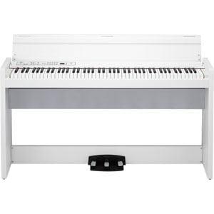 KORG RH3鍵盤採用 デジタルピアノ LP-380WH