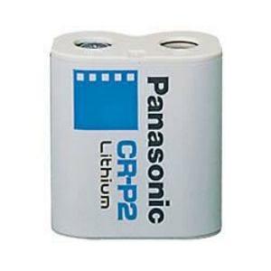 パナソニック 【円筒形リチウム電池】(1個入り) CR-P2W