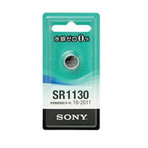 ソニー 酸化銀電池 SR1130-ECO