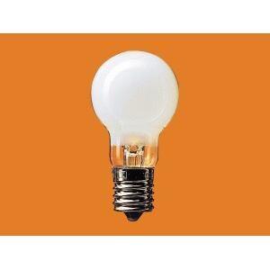 パナソニック LDS100V54WWK ミニクリプトン電球 100V 60形 ホワイト