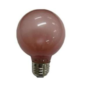 旭光電機工業 G70110V40W(R) 特殊電球 E26口金 40Wバルーンカラー 1個入り 赤