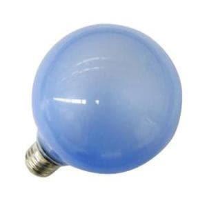 旭光電機工業 G95110V60W(B) バルーンカラー電球 ブルー