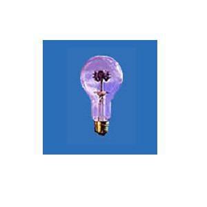 旭光電機工業 100V40WPS80E26 ヒヨコ保温球 硬質ガラス PS80 E-26 100V 40W