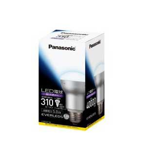 Panasonic LED電球(レフ電球形・全光束310lm/昼光色・口金E26) LDR5DWD