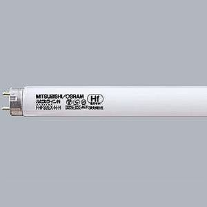 三菱 ルピカライン 32形Hf蛍光ランプ スーパークリア色 紫外放射吸収膜付飛散防止形 口金G13 FHF32EDX・P-NU