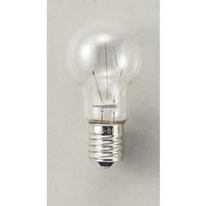 日立 ミニクリプトン電球 25W形 口金E17 260lm クリア KR100/110V22WC