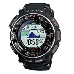 【クリックでお店のこの商品のページへ】CASIO PRO TREK(プロトレック) 20気圧防水マルチバンド6 PRW-2500-1JF
