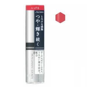 資生堂 インテグレート グレイシィ クリーミーシャインルージュ レッド6 (2.2g)