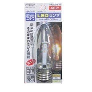 ヤザワ シャンデリア形LEDランプ LDC1LG373