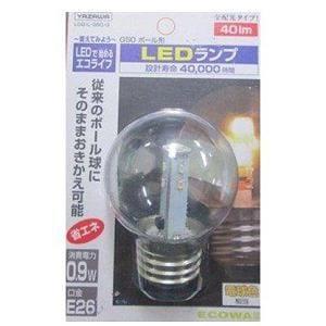 ヤザワ シャンデリア形LEDランプ LDG1LG503