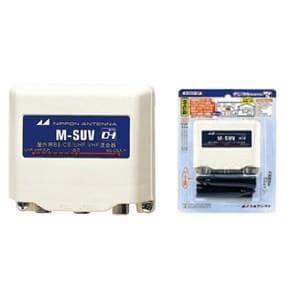日本アンテナ 屋外用CS・BS/U・V・FM混合器 M-SUV-SP MSUVSP