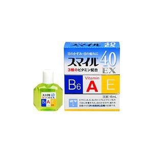 ライオン スマイル40EX 15ml 【 第2類医薬品 】