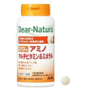アサヒ ディアナチュラ 29アミノ マルチビタミン&ミネラル 150粒 【栄養補助】