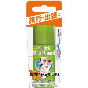 シック 薬用シェーブガード フレッシュライム トラベルサイズ (40g)