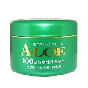 ジュジュ化粧品 ジュン・コスメティック アロエ薬用 スキンケアクリーム (185g)