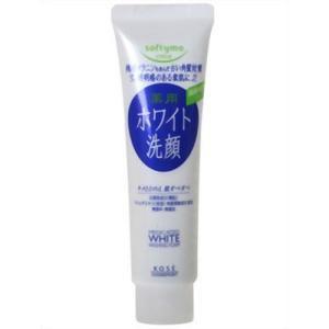 コーセーコスメポート ソフティモ ホワイト 薬用洗顔フォーム (150g)