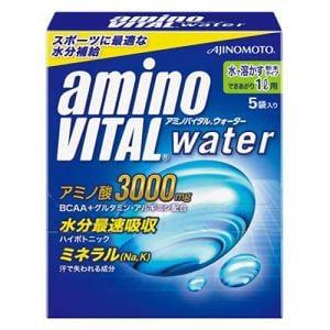 味の素 アミノバイタル ウォーター 1L用×5袋 【栄養補助】