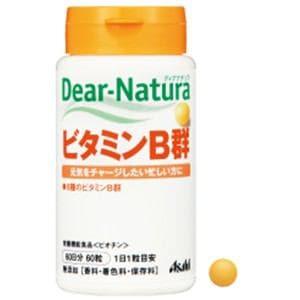 アサヒ ディアナチュラ ビタミンB群 60粒 【健康補助】