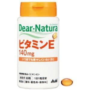 アサヒフードアンドヘルスケア(Asahi) アサヒ ディアナチュラ ビタミンE 60粒 【栄養機能食品】