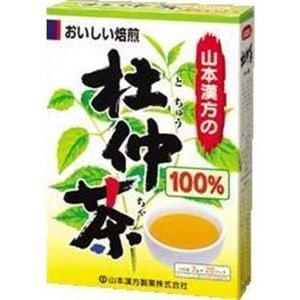 山本漢方 杜仲茶 100% 3g×20包 【健康補助】