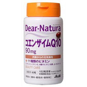 アサヒフードアンドヘルスケア(Asahi) アサヒ ディアナチュラ コエンザイムQ10 60粒 【栄養機能食品】