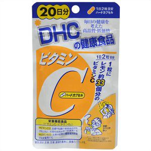 DHC ビタミンC 20日分 40粒 【栄養機能食品】