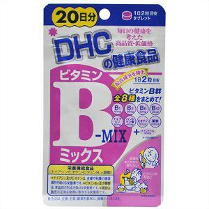 DHC ビタミンBミックス 20日分 40粒 【栄養機能食品】
