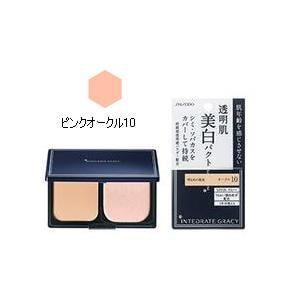 資生堂 インテグレート グレイシィ ホワイトパクトN ピンクオークル10 (11g)