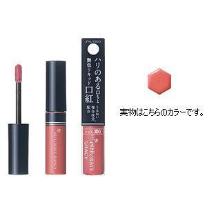 資生堂 インテグレート グレイシィ リキッドルージュ レッド300 (4.5g)