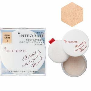 資生堂 インテグレート ミネラルファンデーション (ルース) 0 (10g)