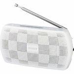 SONY ステレオポータブルラジオ SRF-18 (W)