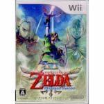 ゼルダの伝説スカイウォードソード Wii(CDなし) RVL-P-SOUJ