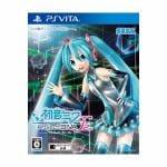 セガゲームス 初音ミク -Project DIVA- F 2nd PS Vita版 VLJM35088