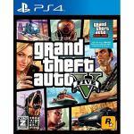 テイクツー・インタラクティブ・ジャパン Grand Theft Auto V PS4 PLJM-84031