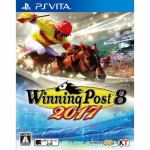 コーエー Winning Post8 2017 PSVita版 VLJM-35424
