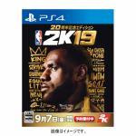 NBA 2K19 20周年記念エディション PS4 PLJS-36071