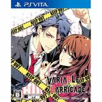 VARIABLE BARRICADE 通常版 PSVita VLJM-38117