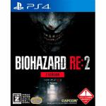 BIOHAZARD RE:2 Z Version 通常版 PS4 PLJM-16287
