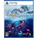 Subnautica: Below Zero PS5 ELJS-20004