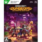 Minecraft Dungeons Ultimate Edition  KBI-00010 (Xbox One、Xbox SeriesXソフト)