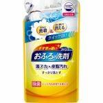 第一石鹸 ファンス おふろの洗剤 オレンジミントの香り つめかえ用 (330mL)