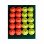 No.B07 ロストボール 【ゴルフボール】 1パック(20球) ロストボールNOB20PWB