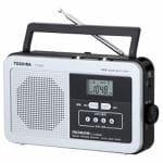 東芝 TY-SHR3-S AM/FM/SW ホームラジオ