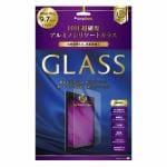 トリニティ iPad 2017 9.7 アルミノシリケートガラス 反射防止 TR-IPD179-GL-PA